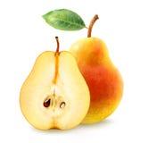 Fresh tasty pears Royalty Free Stock Photography