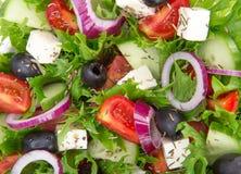 Fresh tasty salad Stock Photo