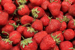 Fresh tasty strawberry Royalty Free Stock Image