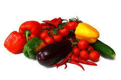 Fresh tasty vegetables Stock Photography