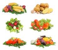 Fresh Tasty Vegetables Stock Photo