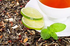 Fresh tea Royalty Free Stock Photography