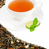 Fresh tea Stock Photos
