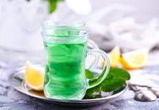 Fresh tea Royalty Free Stock Image