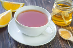 Fresh tea Royalty Free Stock Image