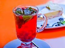 Fresh tea Royalty Free Stock Photography
