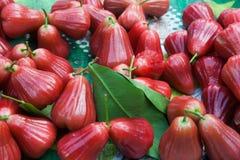 Fresh Thai Apple. Sold in market stock photo