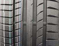 Fresh Tire Tread Royalty Free Stock Photos