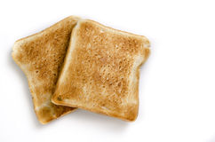 Fresh toast Stock Image