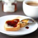 Fresh toast Stock Images