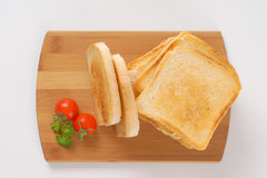 Fresh toasts Royalty Free Stock Photography
