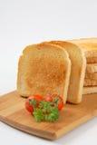 Fresh toasts Stock Photo
