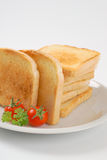 Fresh toasts Royalty Free Stock Photo