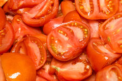 Fresh Tomato Background Royalty Free Stock Photo