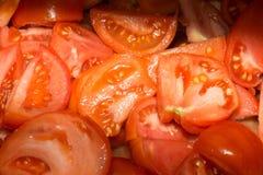 Fresh Tomato Background Royalty Free Stock Photos