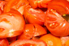 Fresh Tomato Background Stock Photos