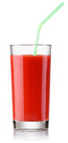 Fresh tomato juice Royalty Free Stock Image