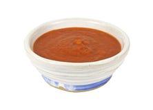 Fresh Tomato Sauce Front View Stock Photos