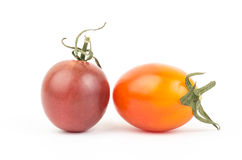 Fresh tomato. On white background Stock Photography