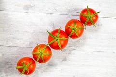 Fresh tomato Royalty Free Stock Photos