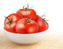 Fresh tomatoes Royalty Free Stock Image