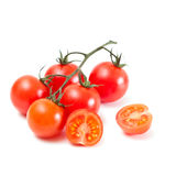 Fresh tomatoes. Stock Images