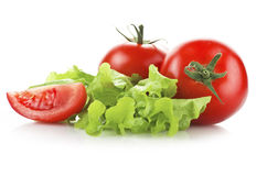 Fresh tomatoes Stock Image