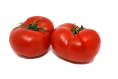 Fresh tomatoes Royalty Free Stock Image