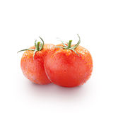 Fresh tomatoes Stock Images
