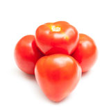 Fresh tomatoes pile Royalty Free Stock Images