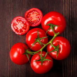 Fresh tomatoes Royalty Free Stock Photography