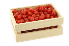 Fresh Tomberry (very small) tomatoes Royalty Free Stock Photos