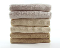 Fresh towels Stock Photography