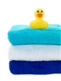 Fresh Towels Royalty Free Stock Photos