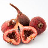 Fresh Tropical Figs Stock Photo