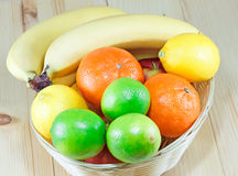 Fresh tropical fruit Stock Image