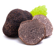 Fresh truffles Royalty Free Stock Image