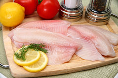 Fresh Ttilapia Royalty Free Stock Images