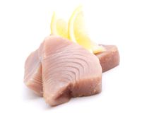 Fresh tuna Stock Photography