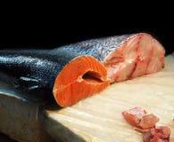 Fresh Tuna and Cod Royalty Free Stock Image