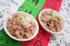 Fresh tuna fish Royalty Free Stock Images