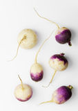 Fresh turnips Royalty Free Stock Images