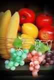Fresh various fruits Stock Image