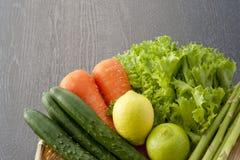 Fresh various vegetables stock photos