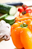 Fresh veg Royalty Free Stock Images