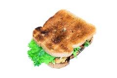 Fresh veg sandwich Stock Photography