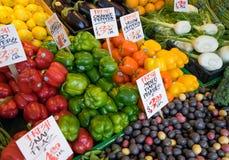 Fresh Vegatables Stock Photo