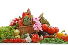 Fresh vegetable Royalty Free Stock Photography