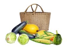 Fresh vegetable. Royalty Free Stock Photo