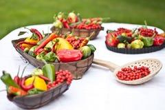 Fresh vegetable Stock Photo